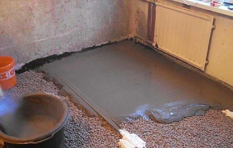 Что дешевле наливной пол или плиточный наливной пол нивелир русеан